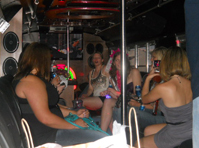 Fox Valley Bachelorette Party Rides