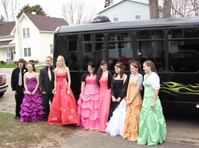 Fox Valley Homecoming Limos