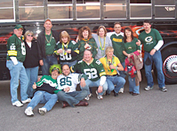 Packer Party Bus