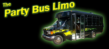 Party Bus Limousine, Limo Bus, Wisconsin Limos