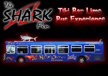 The Shark Fin Tiki Bus - Coming Soon!
